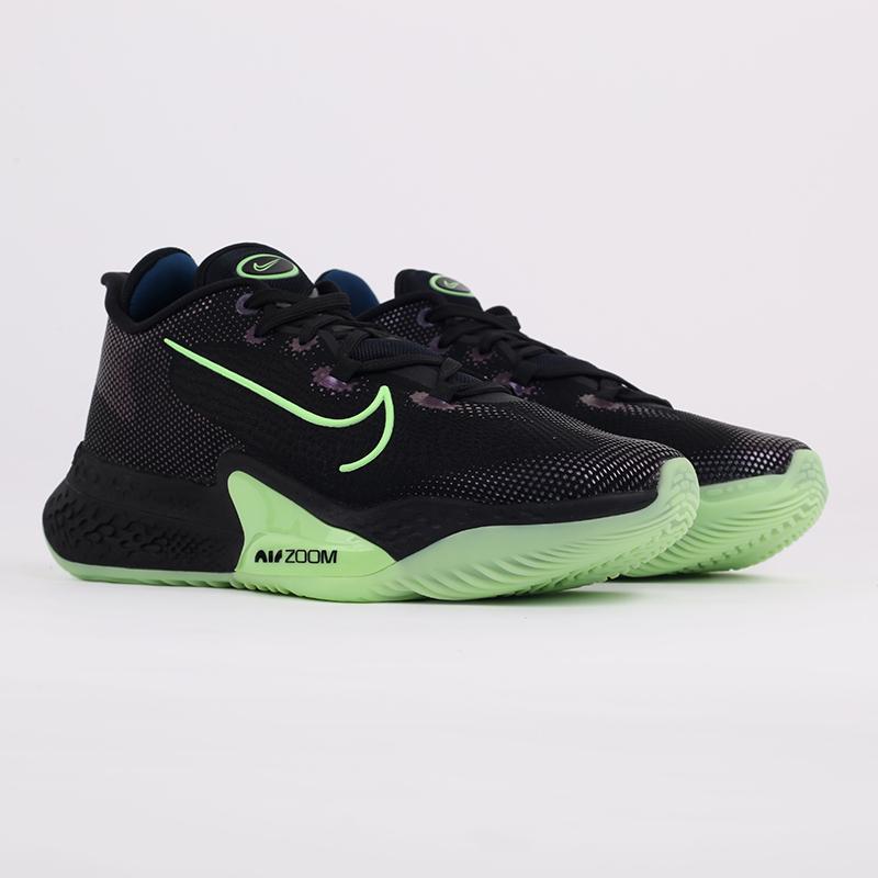 мужские черные  кроссовки nike air zoom bb nxt CK5707-001 - цена, описание, фото 2