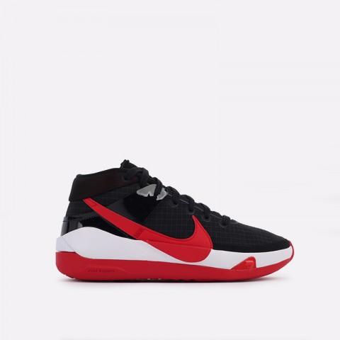 мужские черные  кроссовки nike kd13 CI9948-002 - цена, описание, фото 1