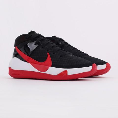 мужские черные  кроссовки nike kd13 CI9948-002 - цена, описание, фото 2