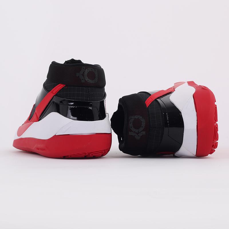 мужские черные  кроссовки nike kd13 CI9948-002 - цена, описание, фото 3