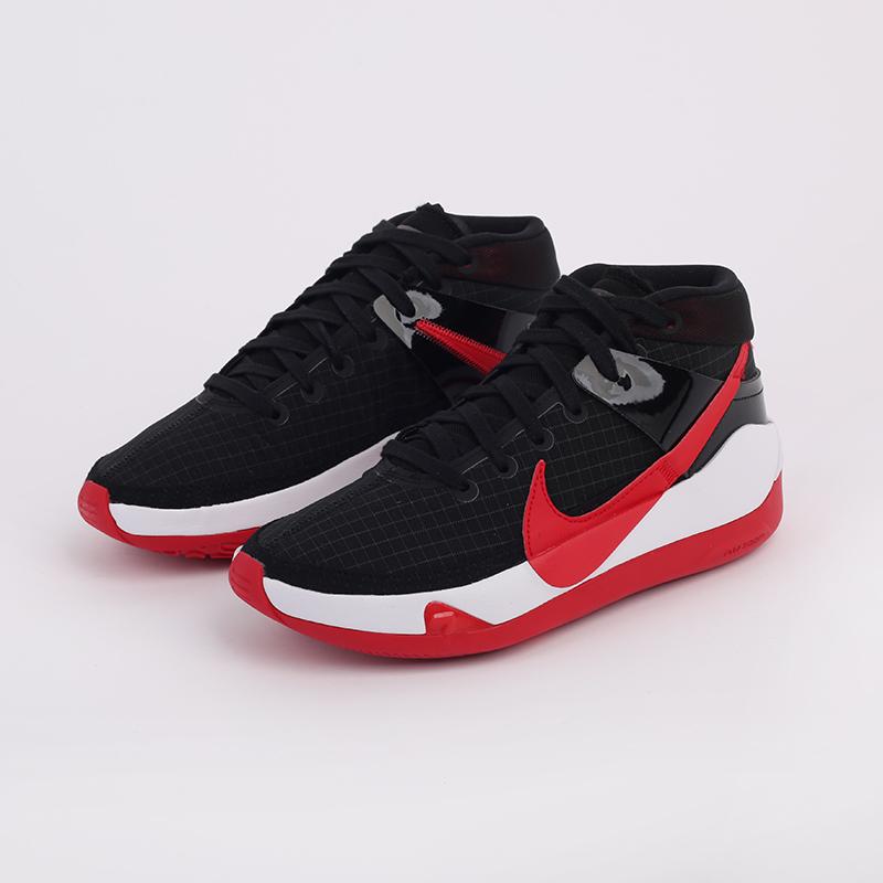 мужские черные  кроссовки nike kd13 CI9948-002 - цена, описание, фото 6
