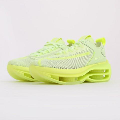 женские зелёные  кроссовки nike wmns zoom double stacked CI0804-700 - цена, описание, фото 2