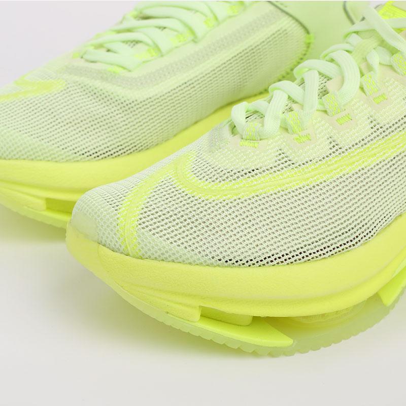 женские зелёные  кроссовки nike wmns zoom double stacked CI0804-700 - цена, описание, фото 3