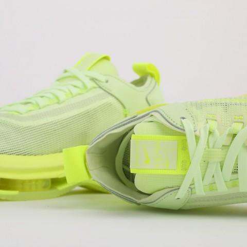 женские зелёные  кроссовки nike wmns zoom double stacked CI0804-700 - цена, описание, фото 6