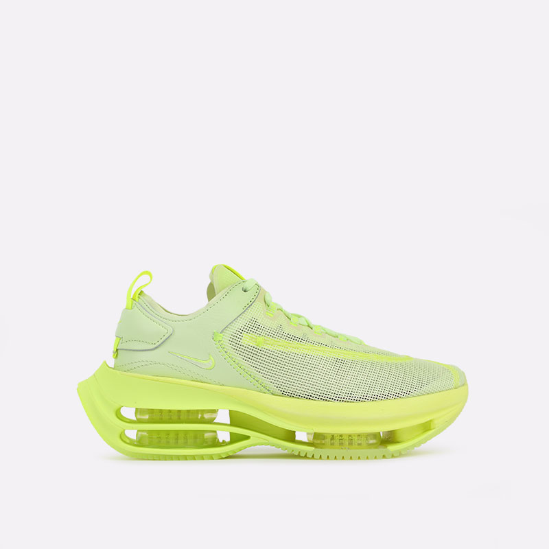 женские зелёные  кроссовки nike wmns zoom double stacked CI0804-700 - цена, описание, фото 1