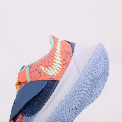 мужские разноцветные  кроссовки nike kyrie low 3 CJ1286-600 - цена, описание, фото 7