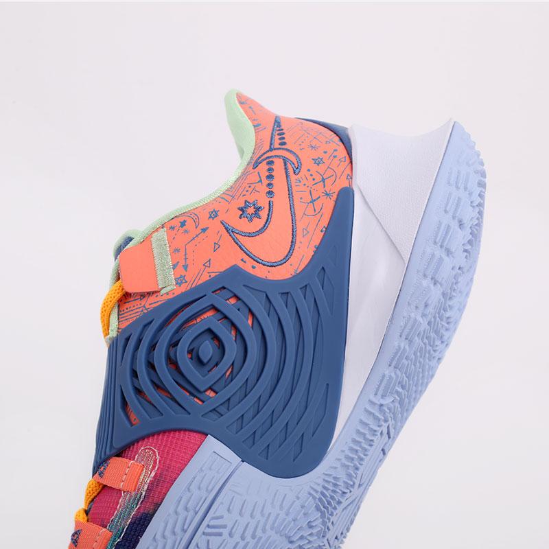 мужские разноцветные  кроссовки nike kyrie low 3 CJ1286-600 - цена, описание, фото 8