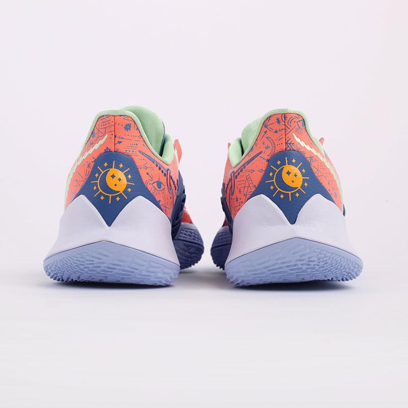мужские разноцветные  кроссовки nike kyrie low 3 CJ1286-600 - цена, описание, фото 3