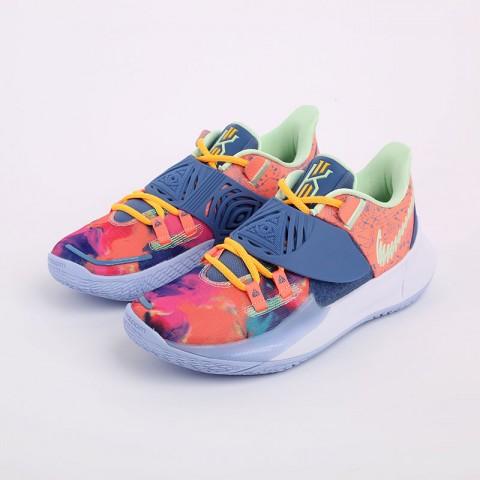 мужские разноцветные  кроссовки nike kyrie low 3 CJ1286-600 - цена, описание, фото 6