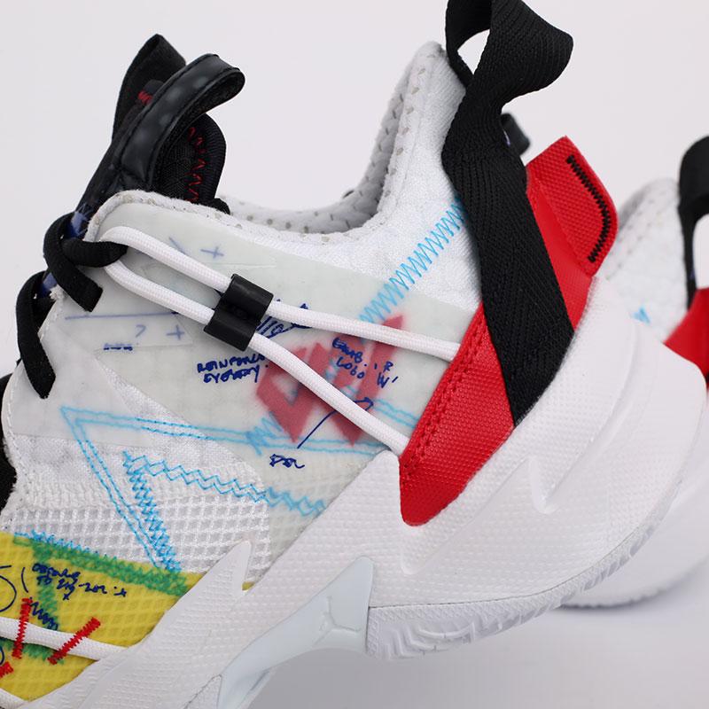 мужские белые  кроссовки jordan why not zero.3 se CK6611-100 - цена, описание, фото 5
