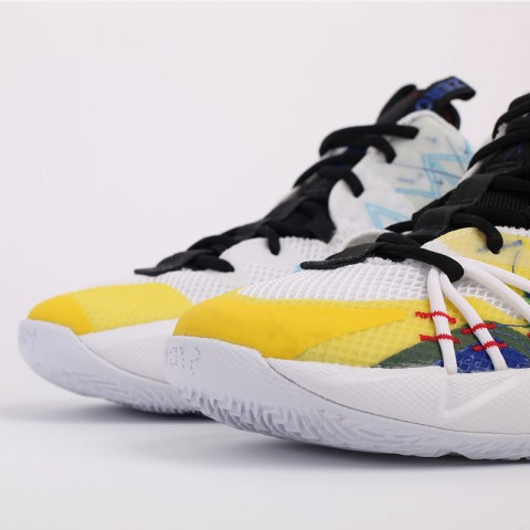 мужские белые  кроссовки jordan why not zero.3 se CK6611-100 - цена, описание, фото 3