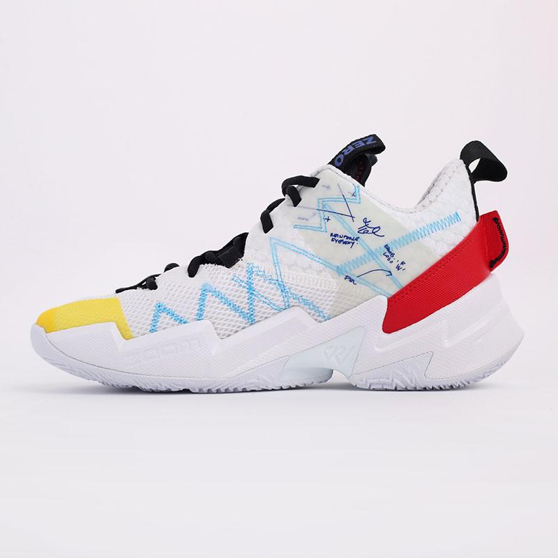 мужские белые  кроссовки jordan why not zero.3 se CK6611-100 - цена, описание, фото 7