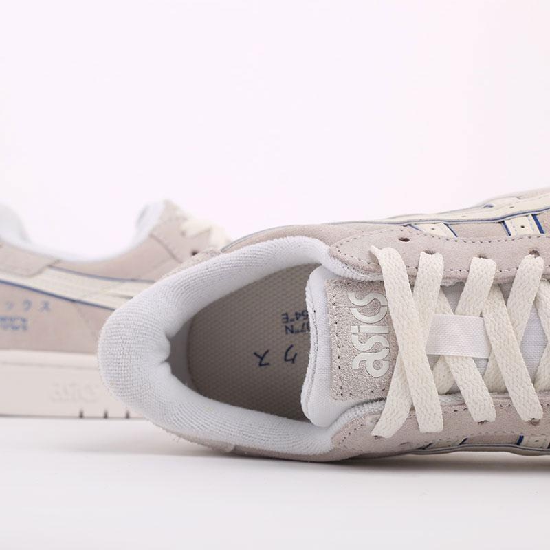женские бежевые  кроссовки asics japan s 1202A014-101 - цена, описание, фото 6