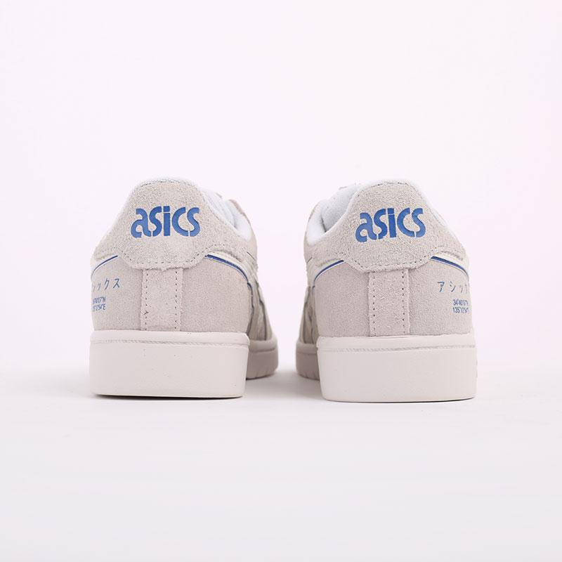 женские бежевые  кроссовки asics japan s 1202A014-101 - цена, описание, фото 4