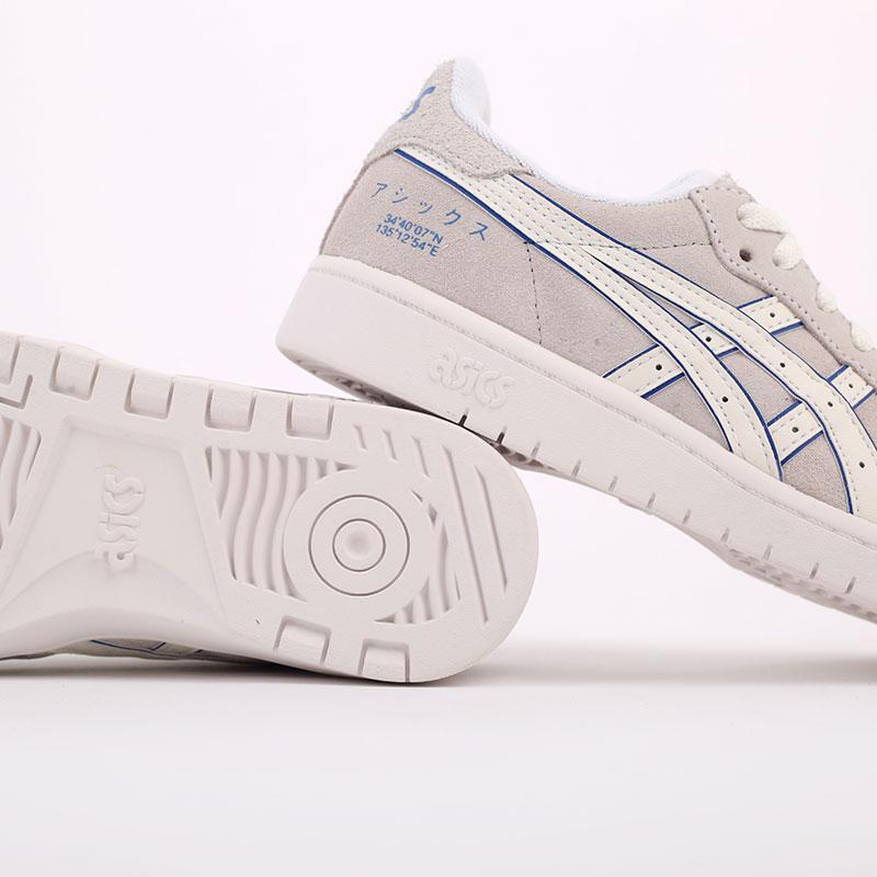 женские бежевые  кроссовки asics japan s 1202A014-101 - цена, описание, фото 5