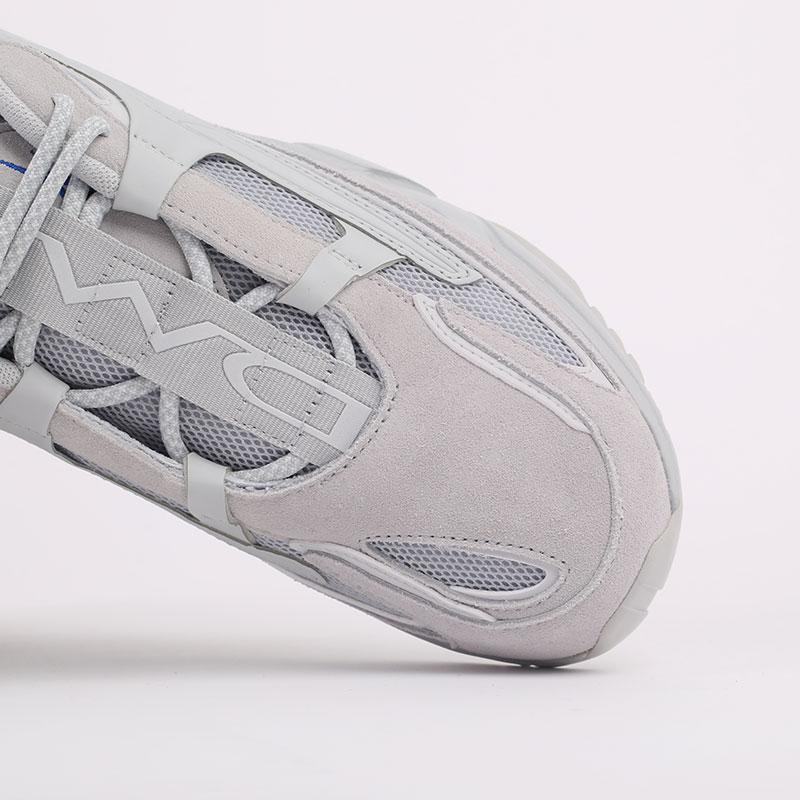 мужские серые  кроссовки reebok dmx6 mmxx FW6652 - цена, описание, фото 5