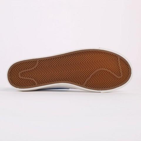 мужские белые  кроссовки nike blazer low leather CI6377-104 - цена, описание, фото 6