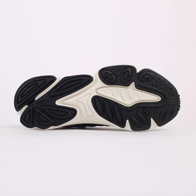 мужские черные  кроссовки adidas ozweego FV9668 - цена, описание, фото 7