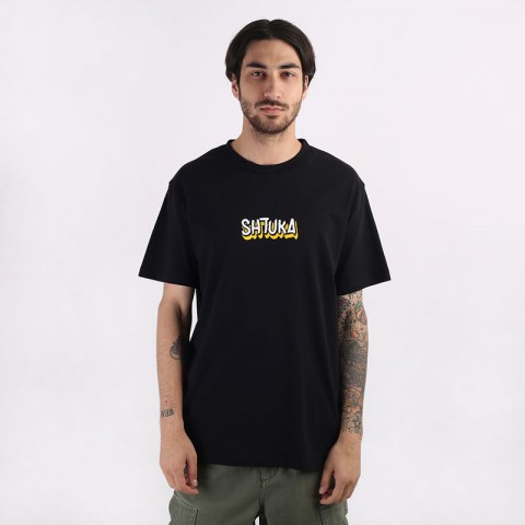 мужскую черную  футболка sneakerhead shtuka 1000 Sa-1000-black - цена, описание, фото 3