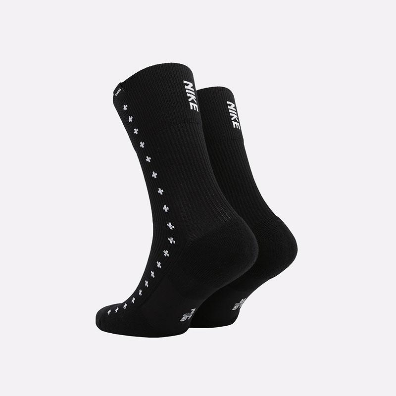 мужские черные  носки nike sneakr sox CK5606-010 - цена, описание, фото 2