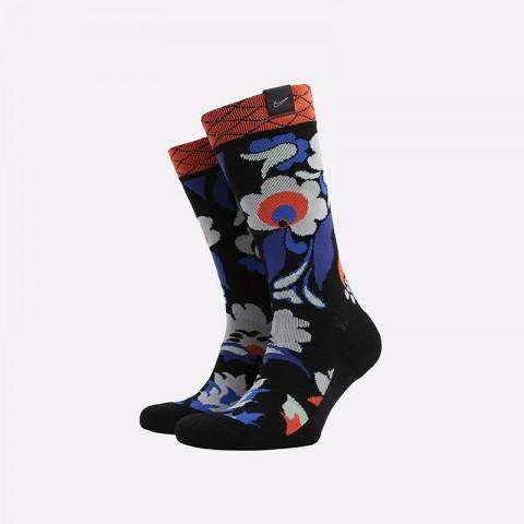 мужские черные  носки nike snkr sox city exploration east CK6768-010 - цена, описание, фото 1