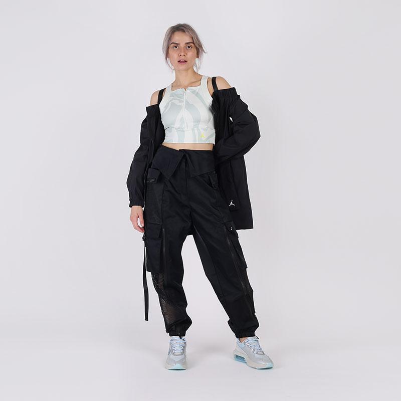 женские чёрные  брюки jordan utility CU4072-010 - цена, описание, фото 7
