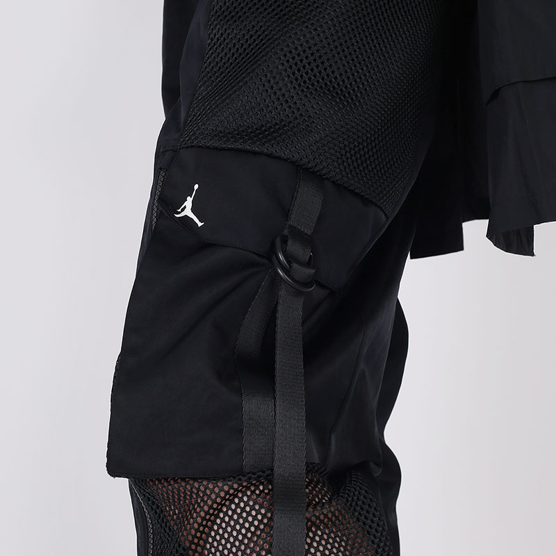 женские чёрные  брюки jordan utility CU4072-010 - цена, описание, фото 5