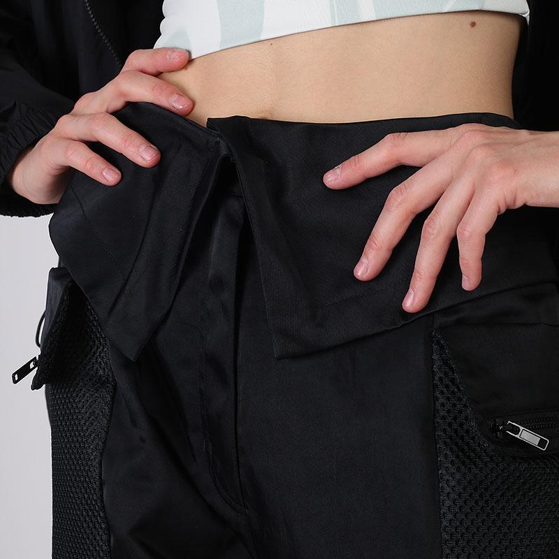 женские чёрные  брюки jordan utility CU4072-010 - цена, описание, фото 4