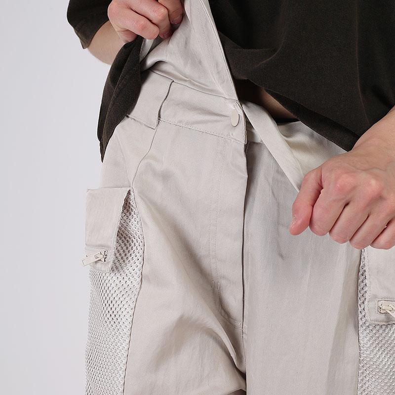 женские бежевые  брюки jordan utility CU4072-104 - цена, описание, фото 4