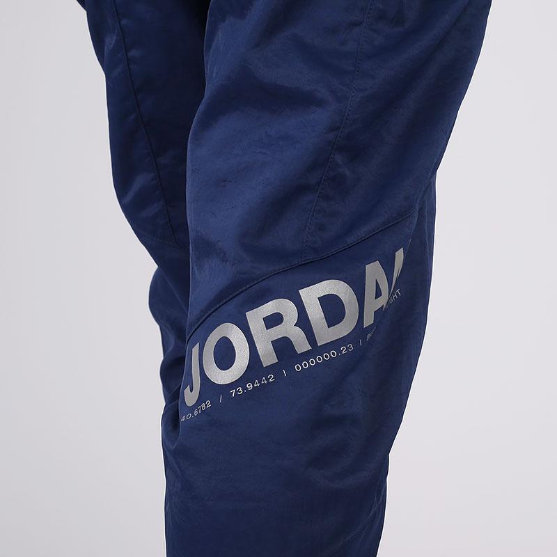 женский синий  комбинезон jordan flight suit CU6314-414 - цена, описание, фото 8