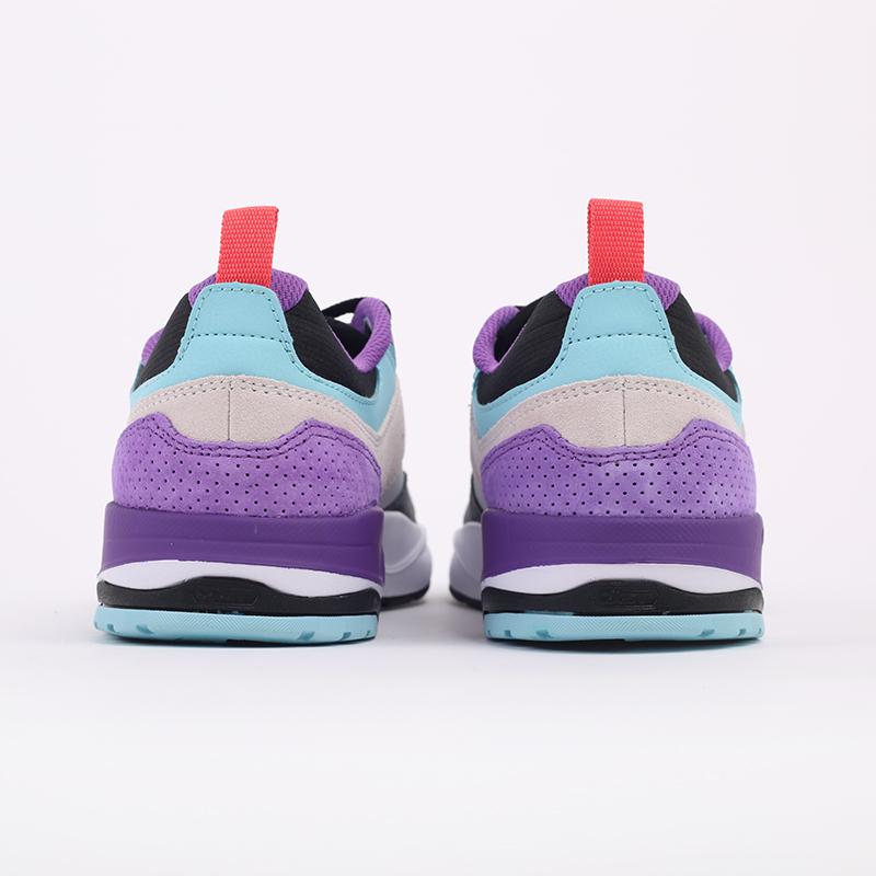мужские разноцветные  кроссовки dc shoes e.tribeka se ADYS700142-wrq-wrq - цена, описание, фото 6