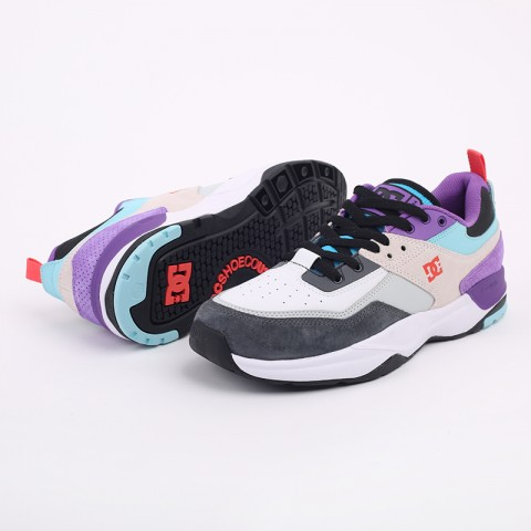 мужские разноцветные  кроссовки dc shoes e.tribeka se ADYS700142-wrq-wrq - цена, описание, фото 2
