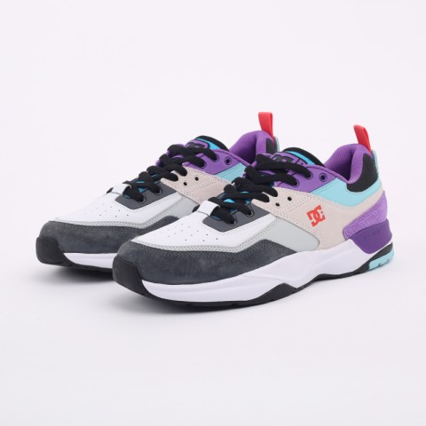 мужские разноцветные  кроссовки dc shoes e.tribeka se ADYS700142-wrq-wrq - цена, описание, фото 3
