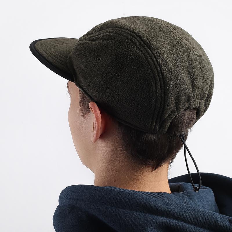 черную  кепка carhartt wip denby cap I028164-blk/cypress - цена, описание, фото 4