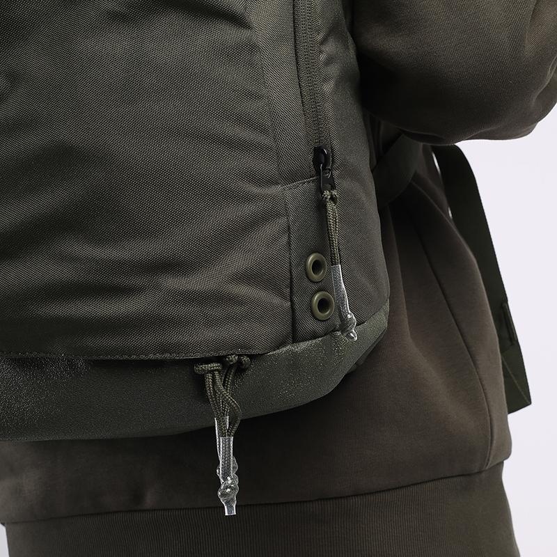 зелёный  рюкзак nike elite pro CK4237-325 - цена, описание, фото 3