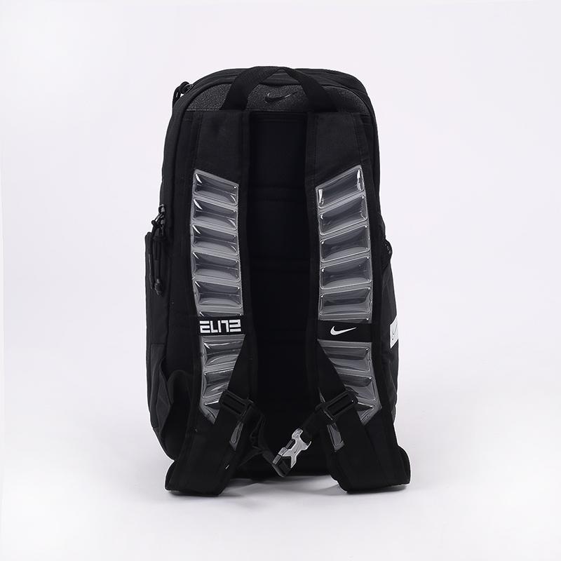 чёрный  рюкзак nike elite pro 23l CK4237-010 - цена, описание, фото 5