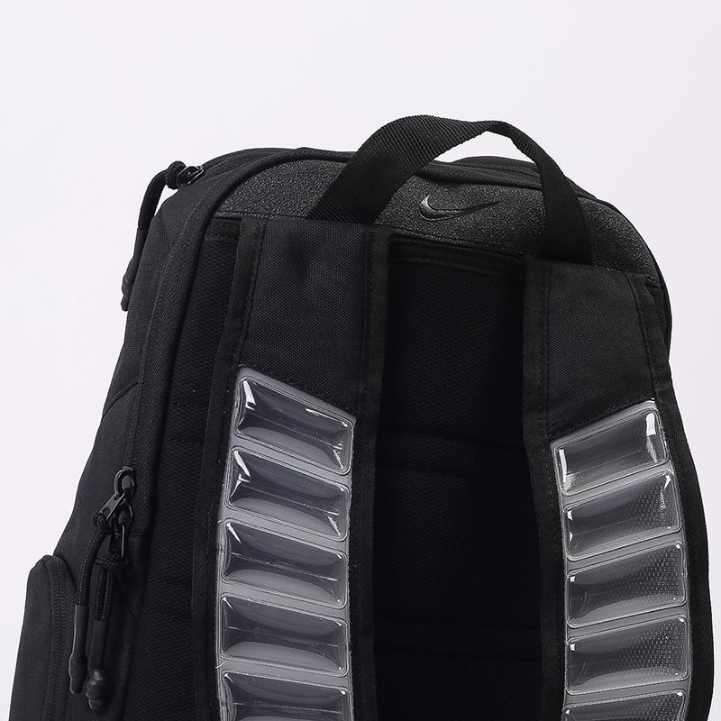 чёрный  рюкзак nike elite pro 23l CK4237-010 - цена, описание, фото 6
