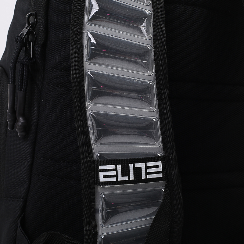 чёрный  рюкзак nike elite pro 23l CK4237-010 - цена, описание, фото 8