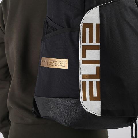 чёрный  рюкзак nike elite pro BA6164-013 - цена, описание, фото 2