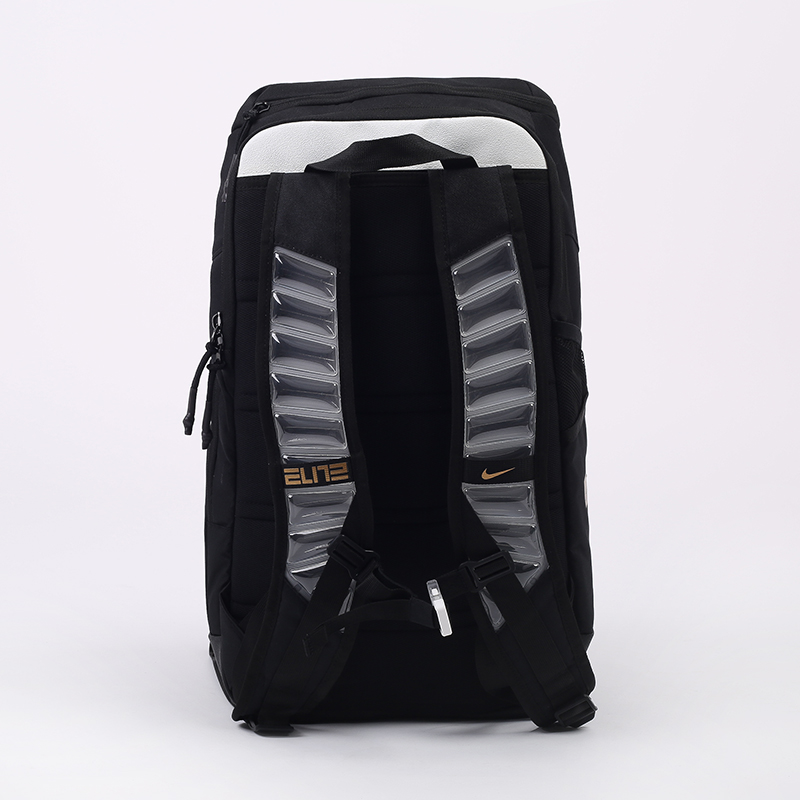 чёрный  рюкзак nike elite pro BA6164-013 - цена, описание, фото 3
