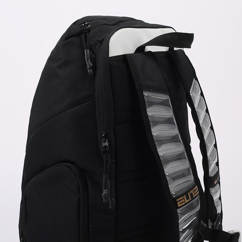 чёрный  рюкзак nike elite pro BA6164-013 - цена, описание, фото 4