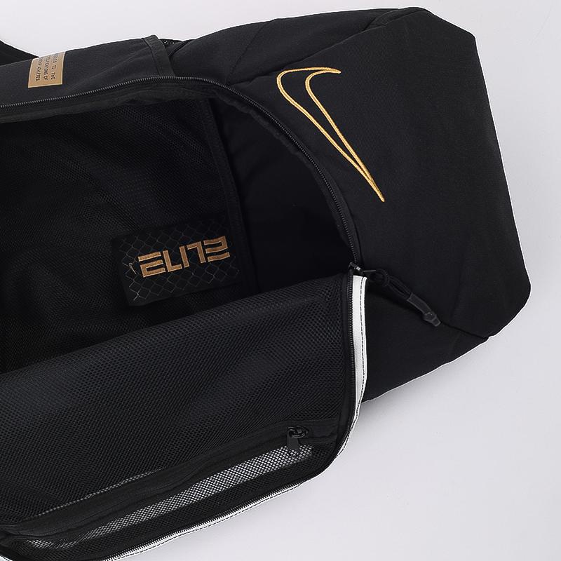 чёрный  рюкзак nike elite pro BA6164-013 - цена, описание, фото 7