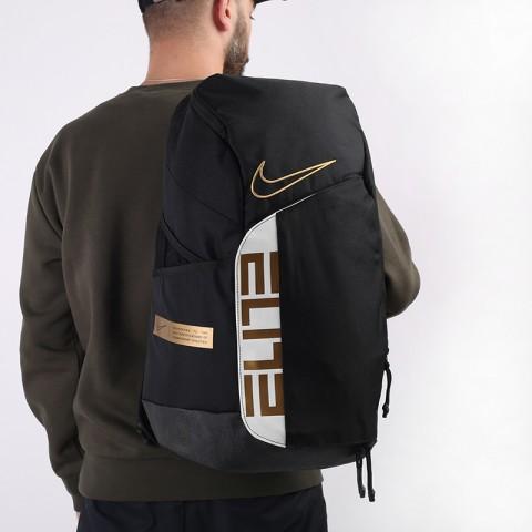 чёрный  рюкзак nike elite pro BA6164-013 - цена, описание, фото 1