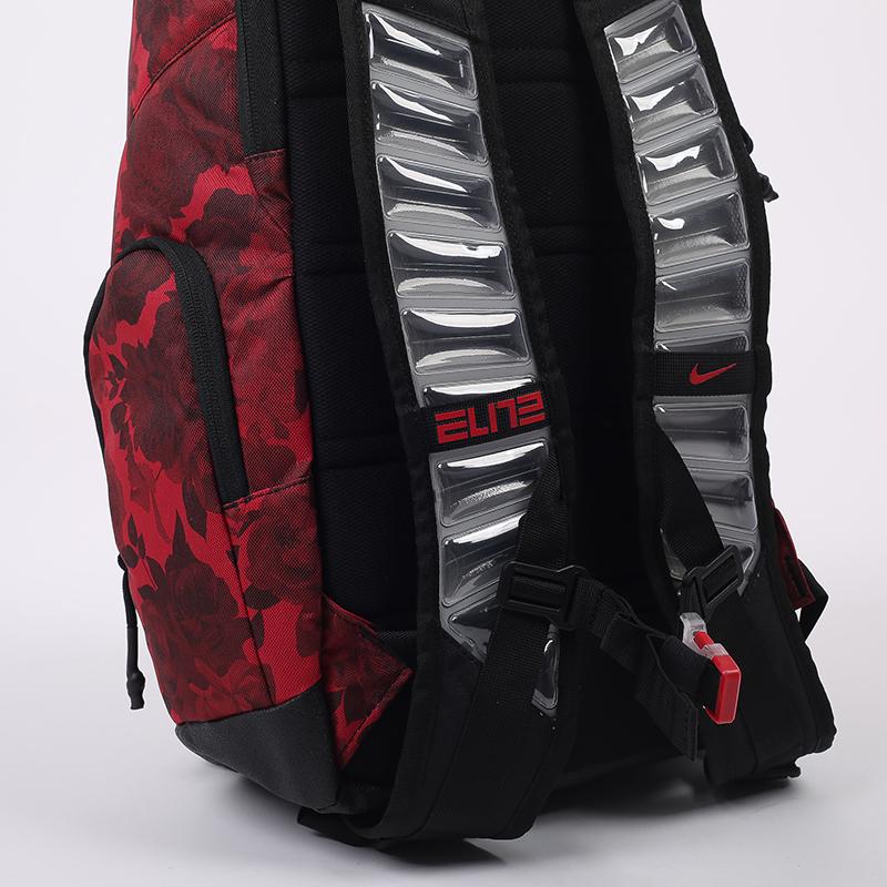 красный  рюкзак nike elite pro CQ4757-657 - цена, описание, фото 5