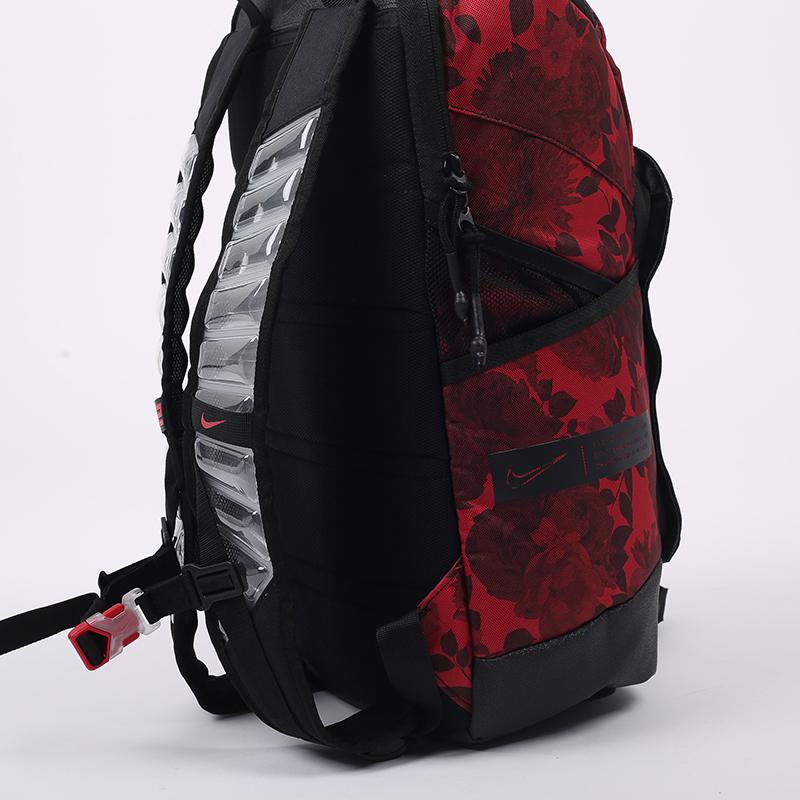 красный  рюкзак nike elite pro CQ4757-657 - цена, описание, фото 6