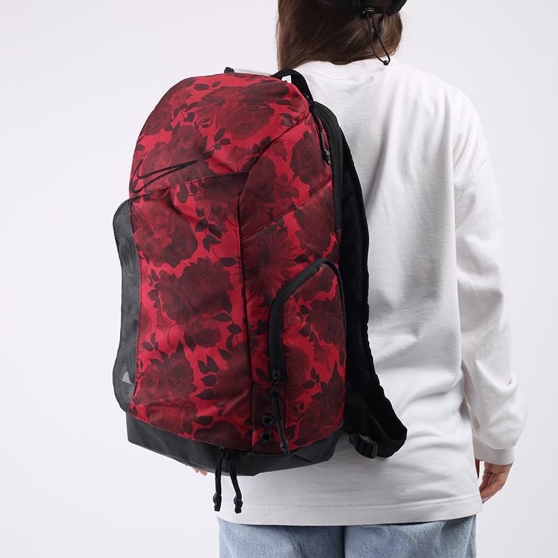 красный  рюкзак nike elite pro CQ4757-657 - цена, описание, фото 1