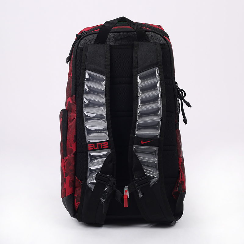 красный  рюкзак nike elite pro CQ4757-657 - цена, описание, фото 2