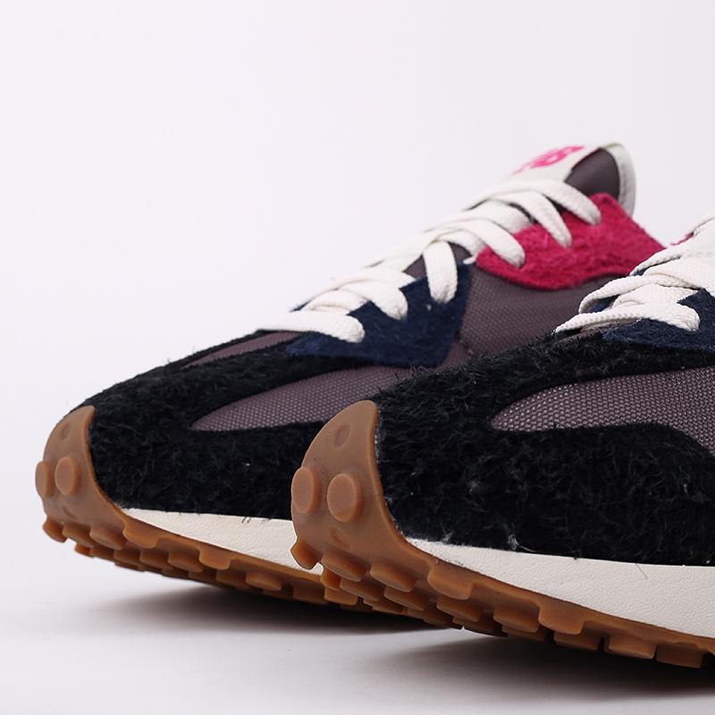 мужские разноцветные  кроссовки new balance 327 MS327SFB/D - цена, описание, фото 7