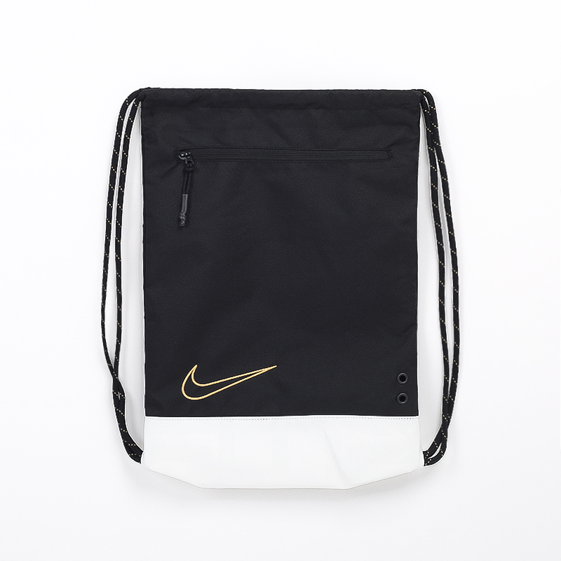 черный  рюкзак nike elite basketball gym sack 17l BA6162-011 - цена, описание, фото 1