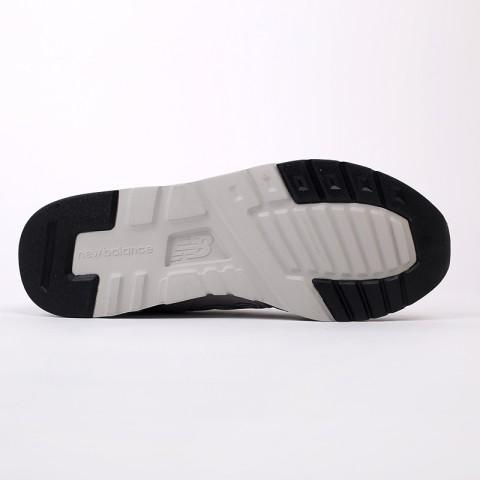 мужские серые  кроссовки new balance 997 CM997HCA/D - цена, описание, фото 8